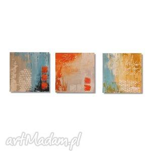 abstrakcja pastelowa 1, nowoczesny obraz ręcznie malowany, obraz