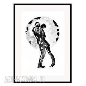 plakaty gravitatio, plakat autorski 50/70 cm, plakat, autorski, grafika