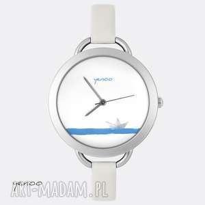 ręcznie zrobione zegarki zegarek, bransoletka - papierowa łódeczka