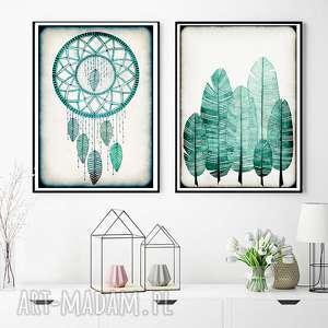 święta, zestaw 2 prac a2, plakat, plakaty, sztuka, obraz, grafika, pióra