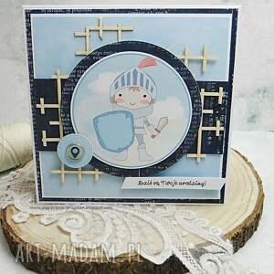 kartka urodzinowa dla maluszka, scrapbooking, urodziny, dziecka, na