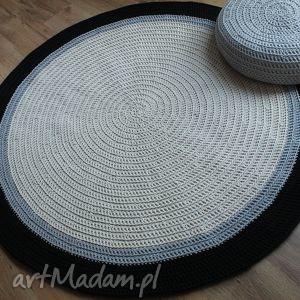 dywan many colours, dywan, dywanik, chodnik, bawełna, sznurek, naturalny