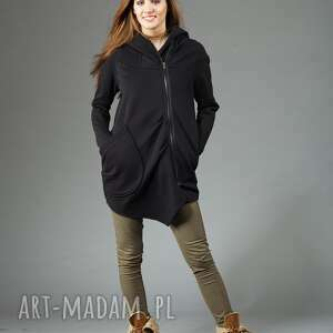 handmade bluzy bluza ashmita asymetryczna