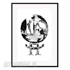plakaty rota fortunae c2, plakat autorski 50/70 cm, plakat, autorski, grafika