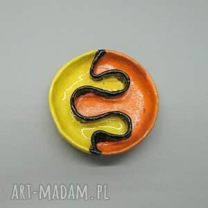 miseczka kolory lata ii na przystawki i słodycze, dekoracja
