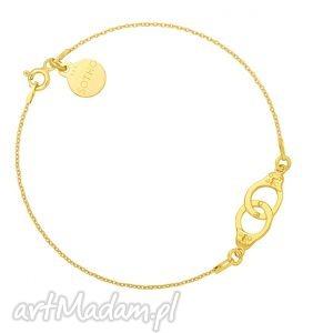hand-made naszyjniki złoty naszyjnik z podkową