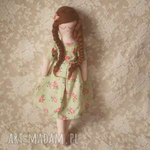 hand-made pokoik dziecka kwiatowa bajka - lalka helenka