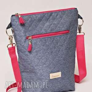 na ramię torebka listonoszka wodoodporna, torba ramię, mała torebka, kobieca