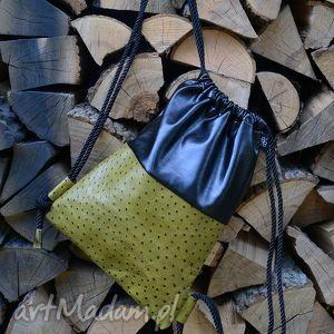 bbag toad plecak worek skórzany, plecak, torba, elegancka, prezent