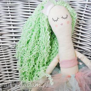 księżniczka klara, lalka, szmaciana, szmacianka, księżniczka, przytulanka