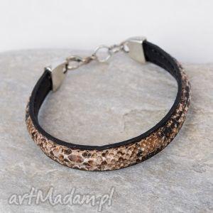 a045 modna bransoletka wężowa, bransoletka, modna, wężowa
