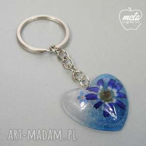 mela art 0158 brelok do kluczy, torebki serce kwiaty, brelok, kluczy