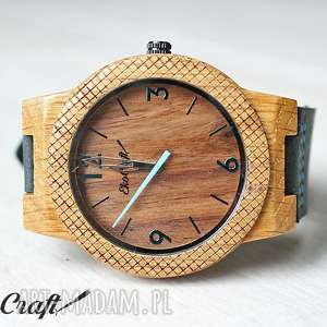 drewniany zegarek walnut eagle owl, zegarek, drewniany, prezent, lekki, ekologiczny