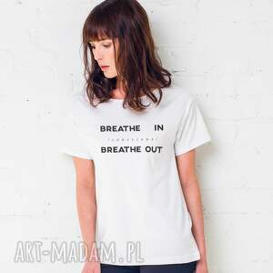 koszulki breathe t-shirt oversize, święta prezent