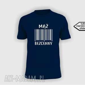koszulki koszulka z nadrukiem dla męża, prezent od żony, święta, upominek
