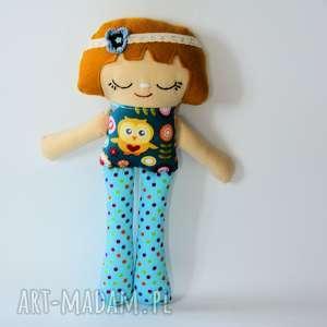 Lalka Lula - Ewelina 32 cm, lalka, lula, sówka, kolorowa, dziewczynka, urodziny