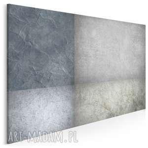 Obraz na płótnie - abstrakcja beton 120x80 cm 35501 vaku dsgn