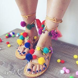 hand-made buty 39 - zamówienie specjalne dla pani sylwii