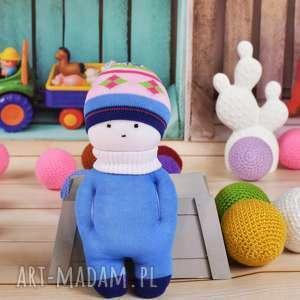 luzik laleczka - skarpeciak - lala, prezent, dziecko, zabawka, sesja, foto