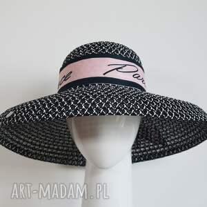 hand-made czapki kapelusz audrey