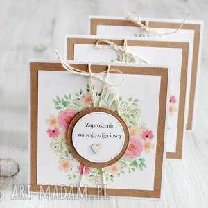 zaproszenie na ślub komunia, chrzest, wesele