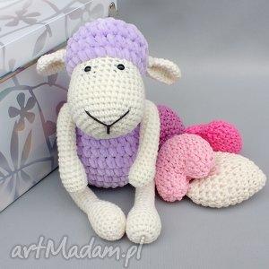 unikalny prezent, owieczka matylda, zabawka, przytulanka, owieczka, dziecko, prezent