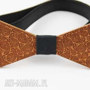 Muszka drewnian muchy i muszki the bow ties mucha