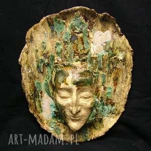 dekoracje lir, maska, dekoracja, unikatowa, twarz, niepowtarzalna, oryginalny