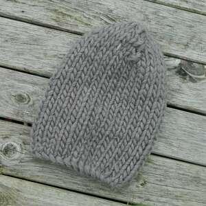 100 wełna syberianka brunatna unisex zimowa czapka z wełny, grubaśna