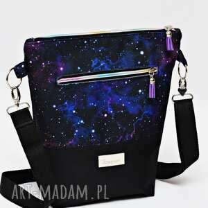 torebka listonoszka wodoodporna, torba na ramię, mała przez ramię kosmos