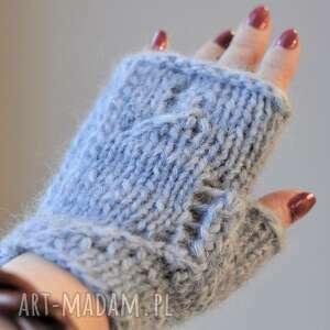 Rękawiczki mitenki the wool art dodatki, rękawiczki, mitenki