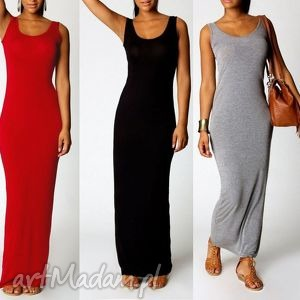 klasyczna długa sukienka boho style, boho, sukienka, długa, letnia ubrania