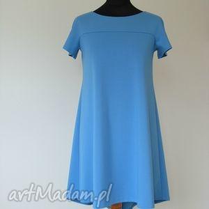 22 - sukienka rozkloszowana - sukienka, sukienki