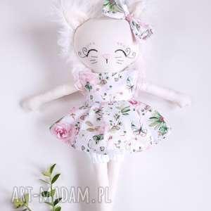 Lalka kotek lalki madika design lalka, kotek, zestaw, eko