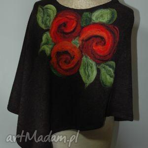 poncho tunika i kwiat magicznego ogrodnika, ubrania