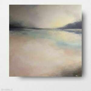 pejzaż-obraz akrylowy formatu 60/60 cm, pejzaż, akryl, obraz