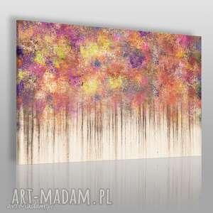 obraz na płótnie - abstrakcja kolory barwy 120x80 cm 80701, kolory
