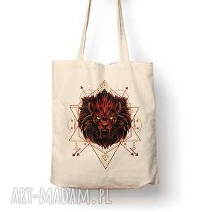 prezent na święta, torba - magical lion, eko, torba, zakupy, bawełna, prezent