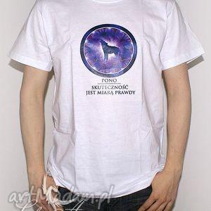 koszulki koszulka bawełniana - skuteczność jest miarą prawdy rozmiar m
