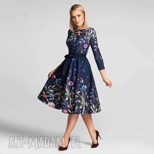 Sukienka marie 3 4 midi lorena sukienki livia clue midi