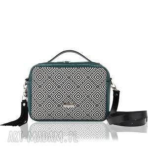 ręcznie robione na ramię torebka hanza 1359