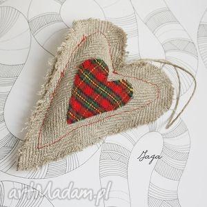 serce i miłość, serce, len, aplikacja, kratka