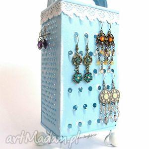 dom stojak na biżuterię, stojak, tarka, kuchnia, biżuteria, kolczyki