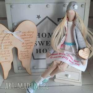anioł pamiątka chrztu świętego pierwszej komunii, anioł, pamiątka
