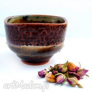 malgorzata wosik ceramiczna czarka- jt sencha nr55, czarka, naczynie, ceramika