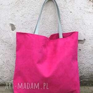 ręcznie robione torebki