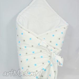 rożek blue star - rożek, mata, kocyk, niemowlęcy, popielewska, style