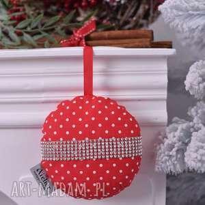 ozdoby świąteczne bombka świąteczna czerwona, bombka, święta, ozdoby-świąteczne