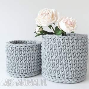 handmade kosze koszyki osłonki 20x20