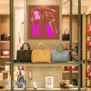 Made in Italy 4, obraz, moda, jimmy, szpilki, nowoczesny, unikatowy